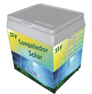 CONGELADOR SOLAR 12V – 60 LITROS