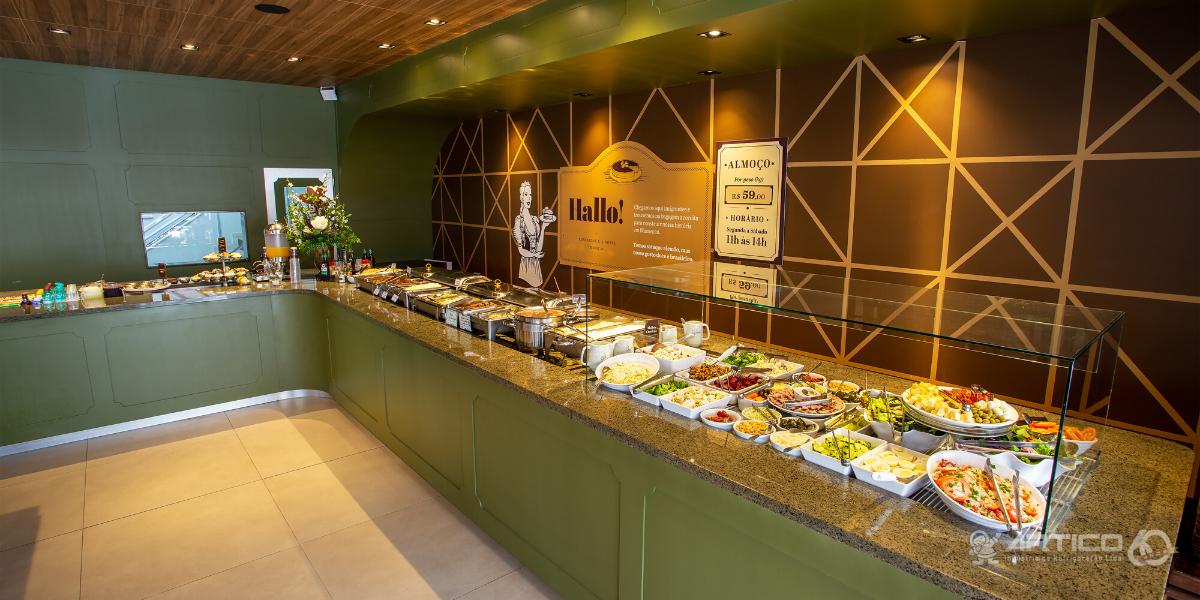 Buffet Alimentos